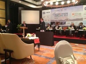 Vortrag iKratos in Indien und Bhutan