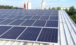 Photovoltaik Roth bei Nuernberg mit Blitzschutz
