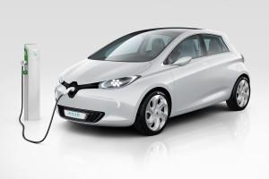 E-Auto Renault ZOE