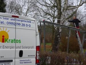 Solarreinigung als Weihnachtsgeschenk