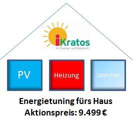 Energietuning Paket Haus