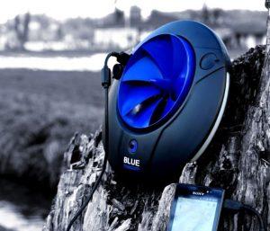 Blue Freedom Wasserturbine