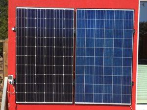 Solarmodule im Test