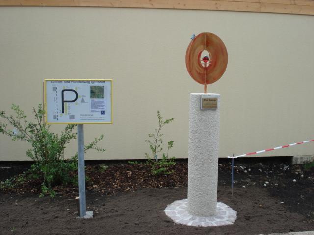 Sonnen- und Planetenweg in Igensdorf