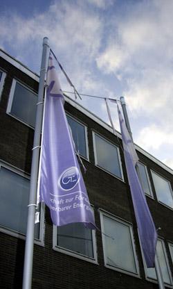 GFE-Firmengebäude in Nürnberg 16.08.2011