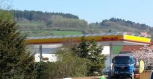 Tanken in Igensdorf Solar und iKratos