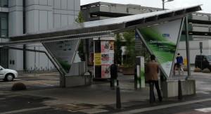 Solartankstelle in Erlangen