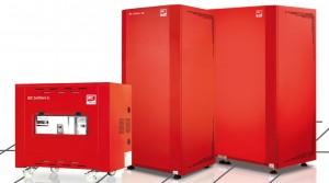 Batteriespeicher von IBC