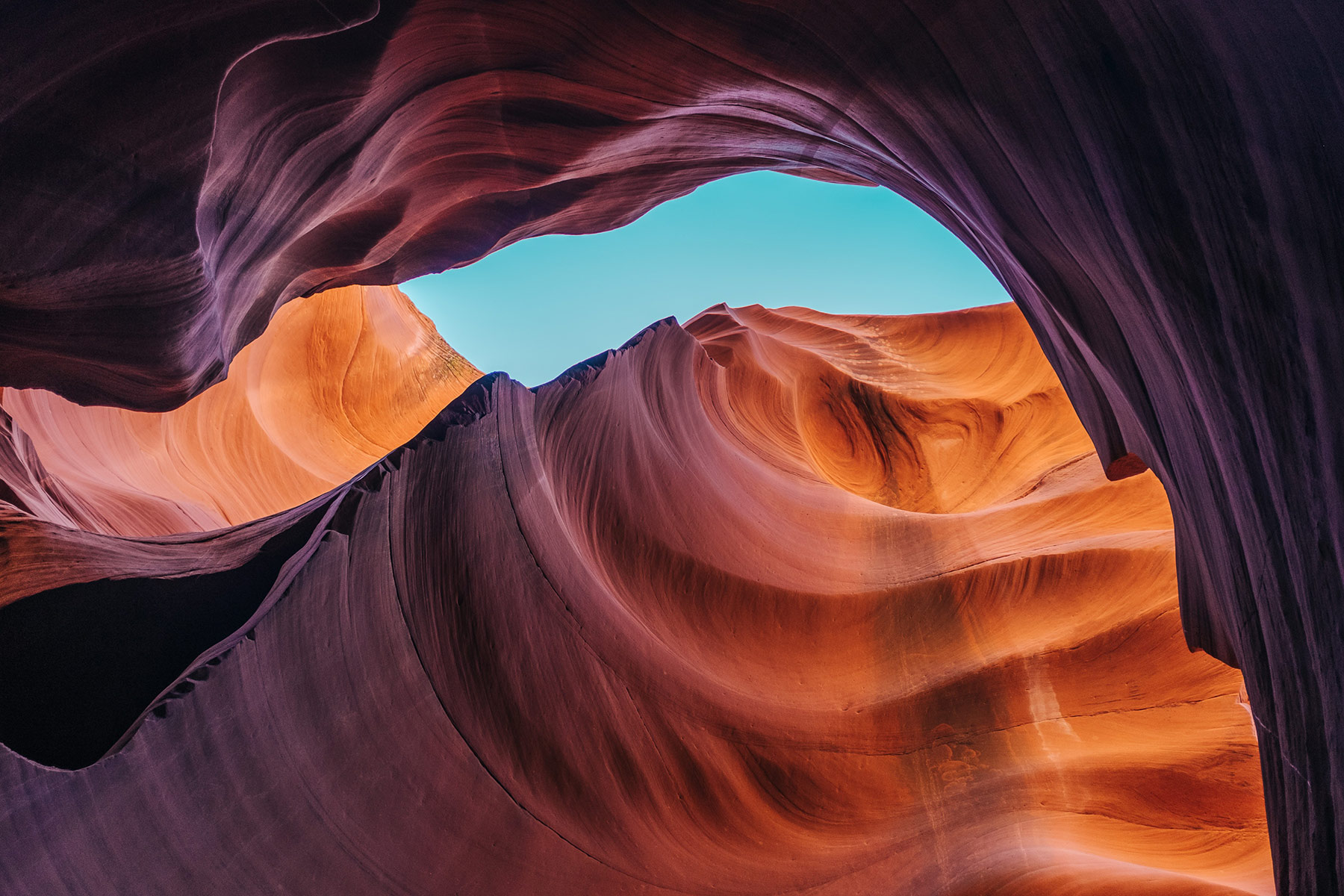 The most beautiful canyons you'll ever see