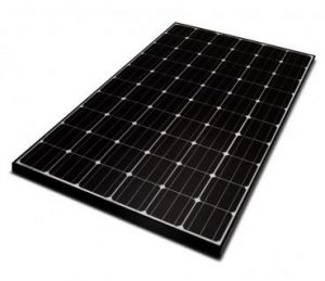 LG-Solar-Modul