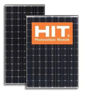Panasonic solar module