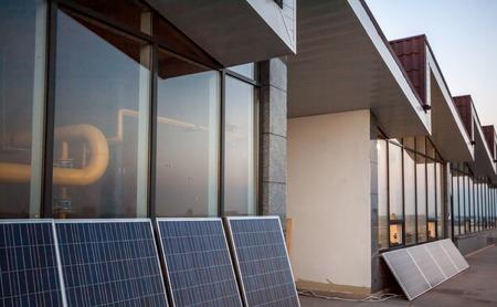 Solaranlage und Wärmepumpe ideal