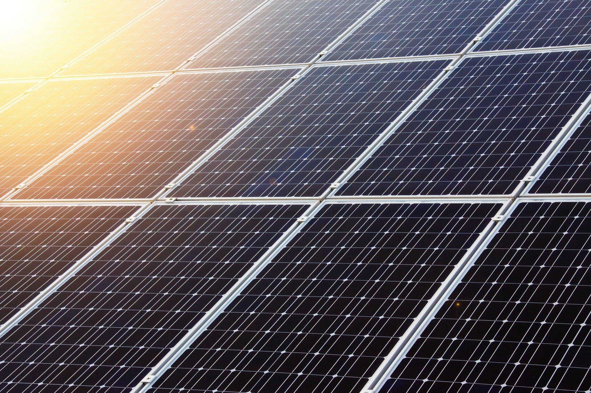 DIY Solaranlage Selbstbau