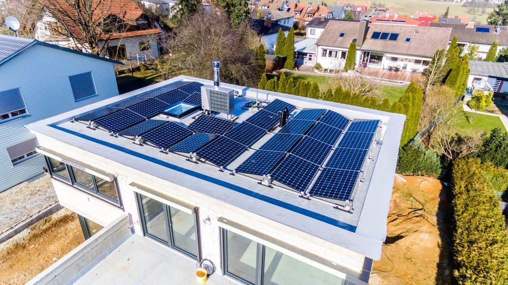 Umstieg auf Solar
