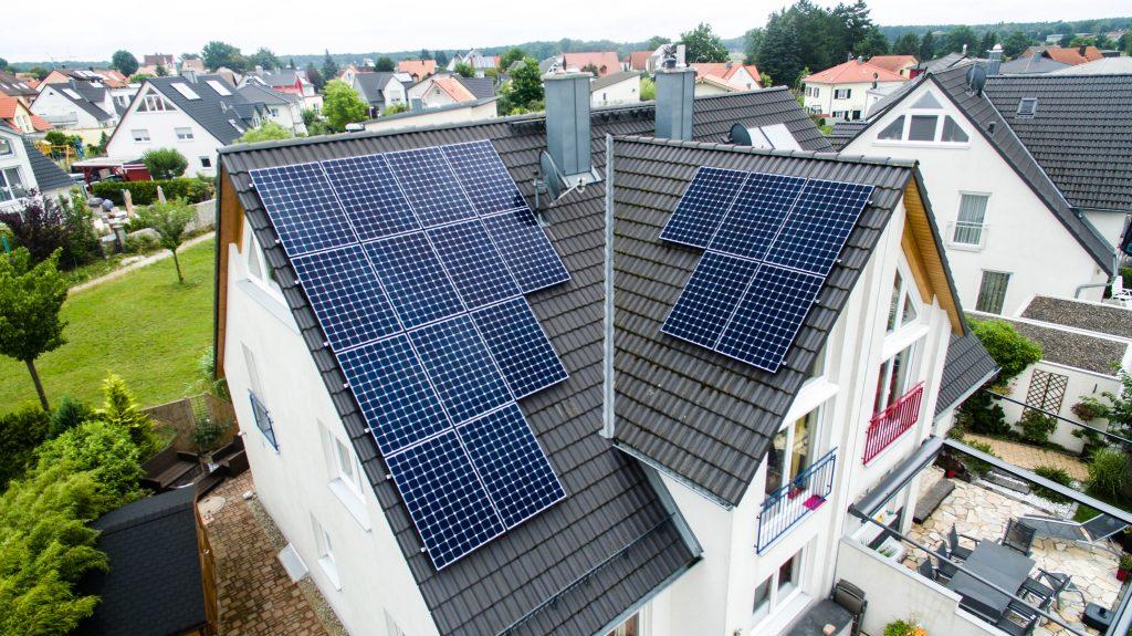 Photovoltaik zur Eigenstromproduktion