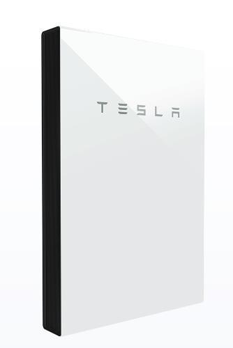 Tesla Solar Batteriespeicher fuer Industrie und Gewerbe