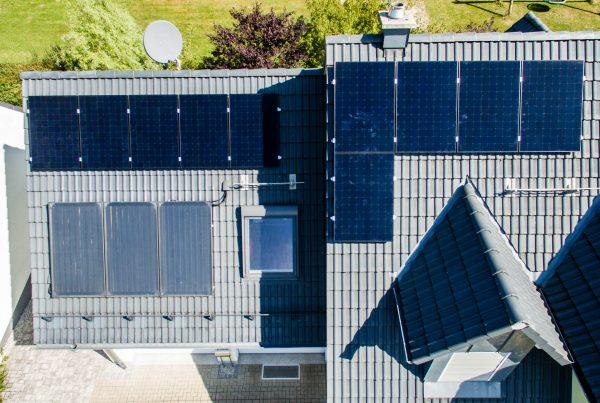 Erneuerbare Energien auf Rekordhoch