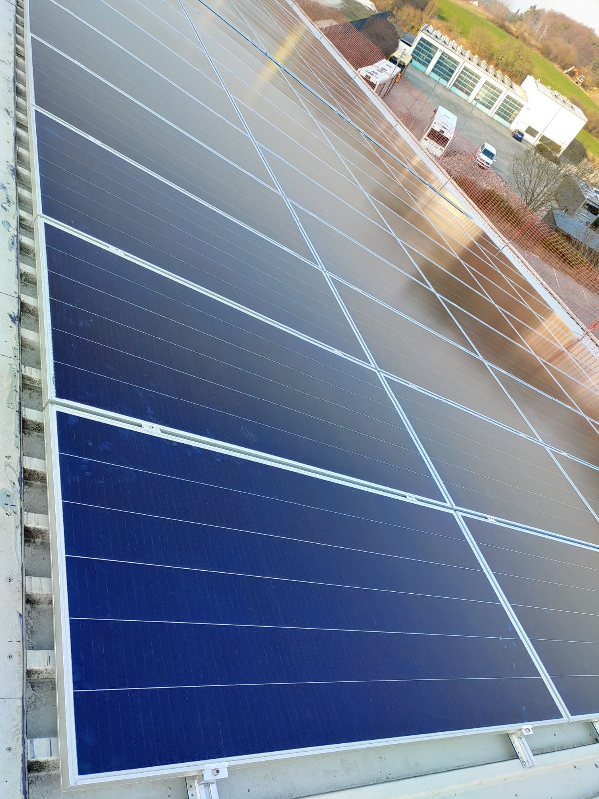 52 GW Deckel für Solaranlagen