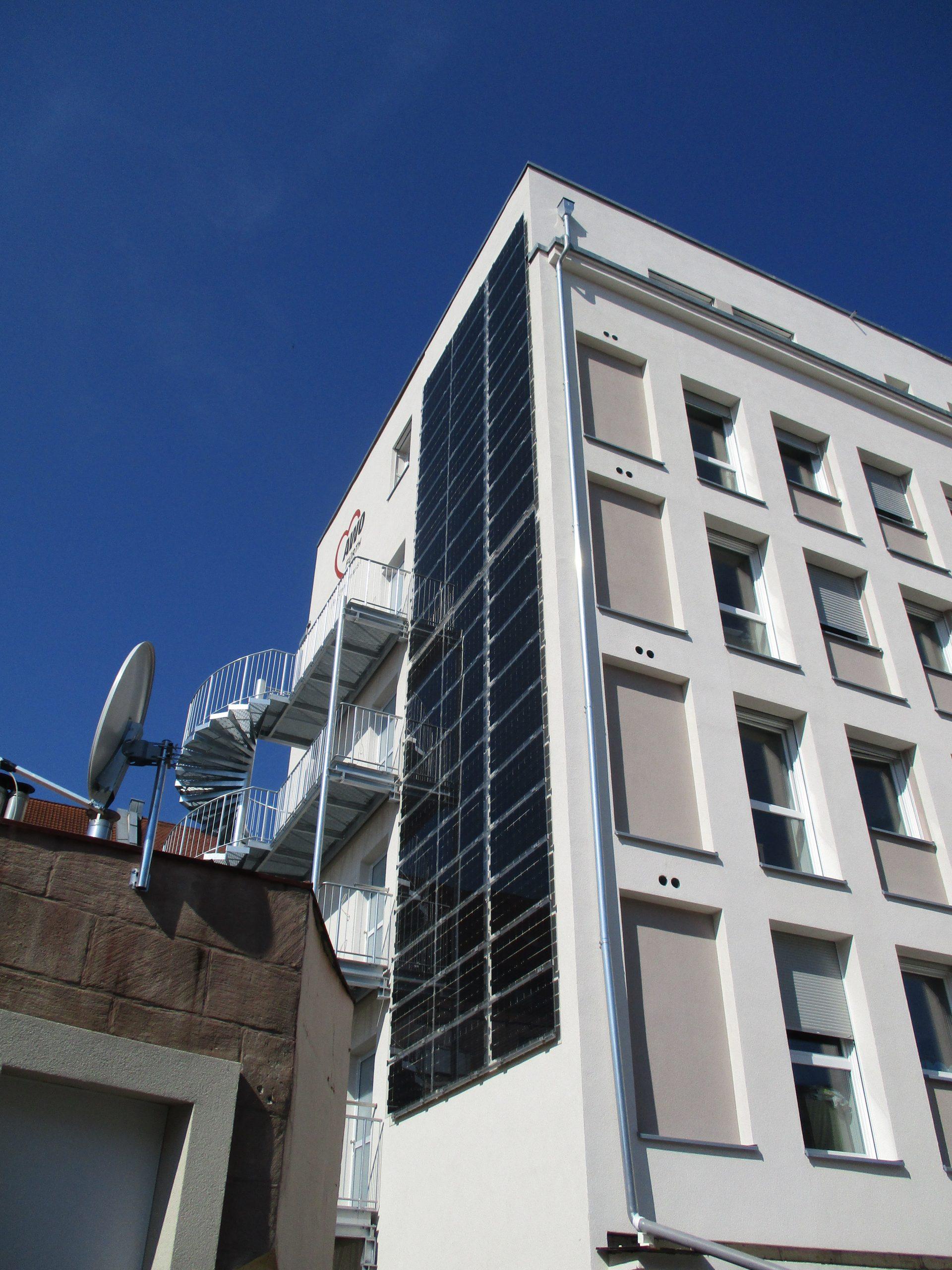 Förderung von Erneuerbaren Energien