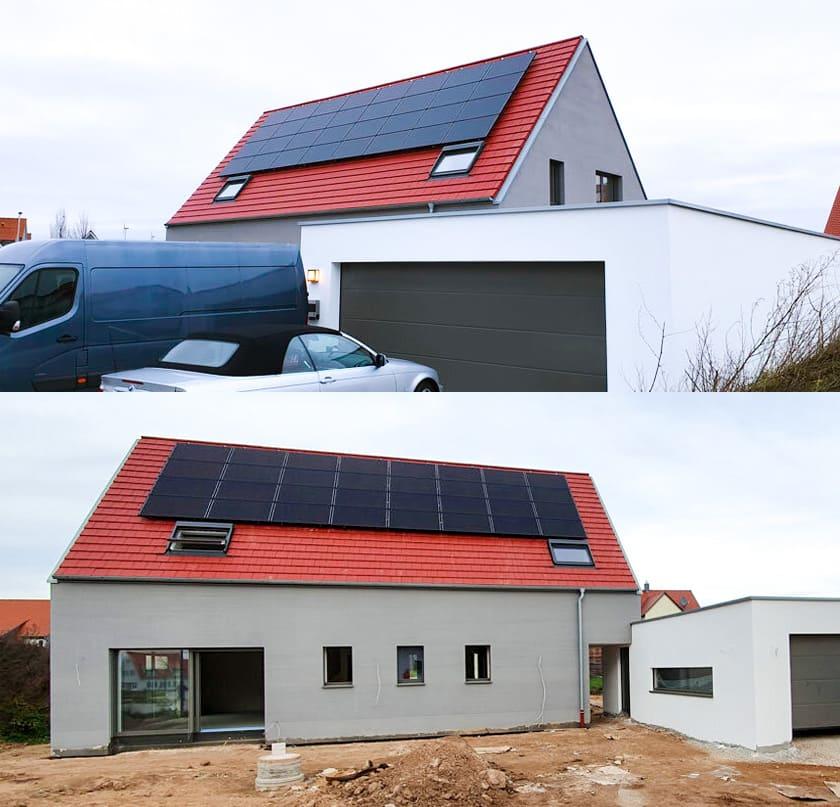 Solaranlage & Wärmepumpe in Nürnberg