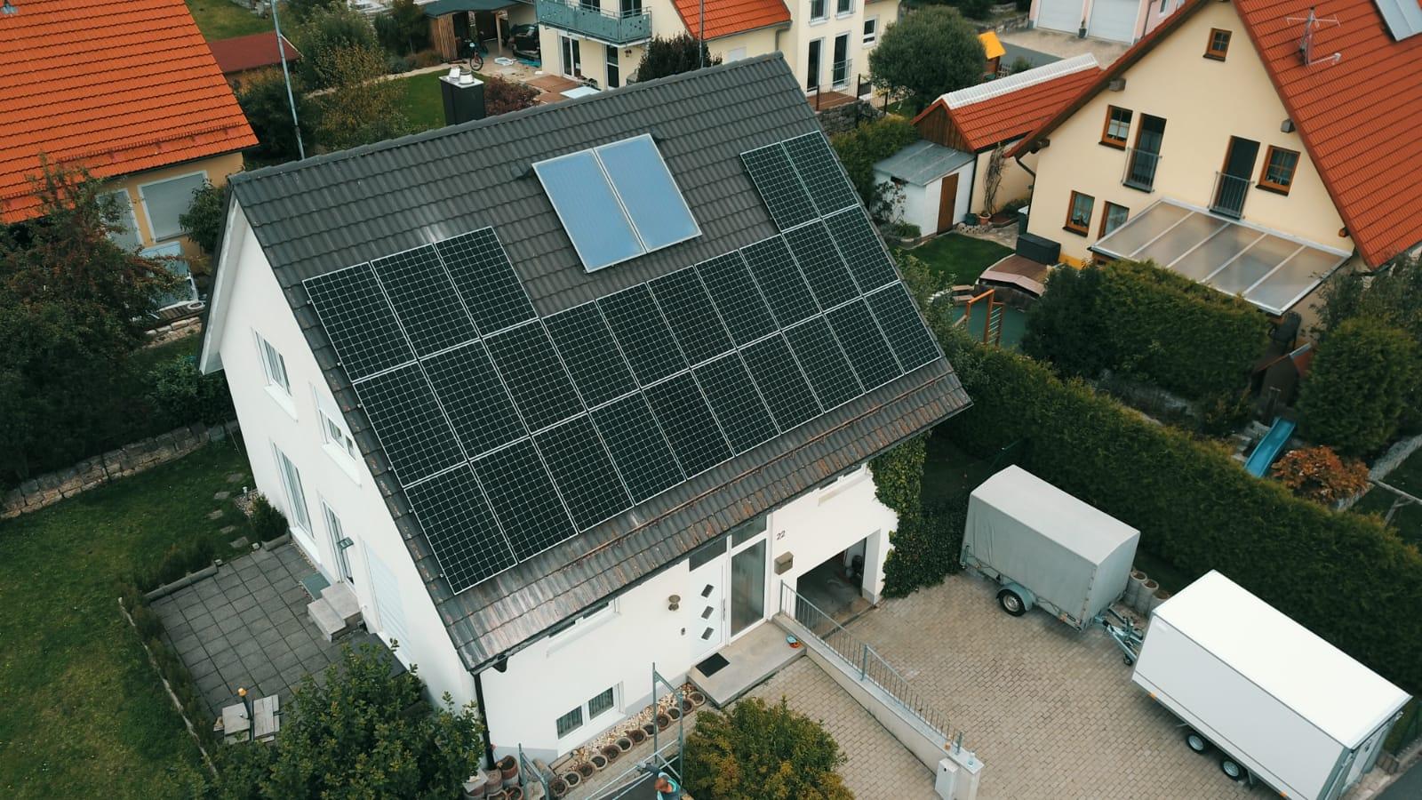 Interview beim Kunden – Solaranlage Speicher und Wärmepumpe – so gehts