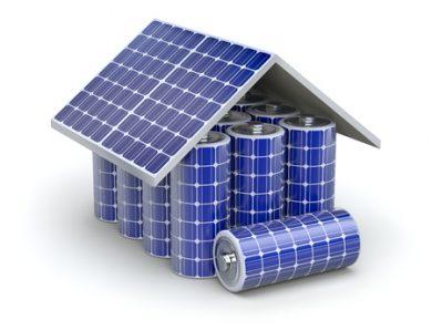Solar und Speicher