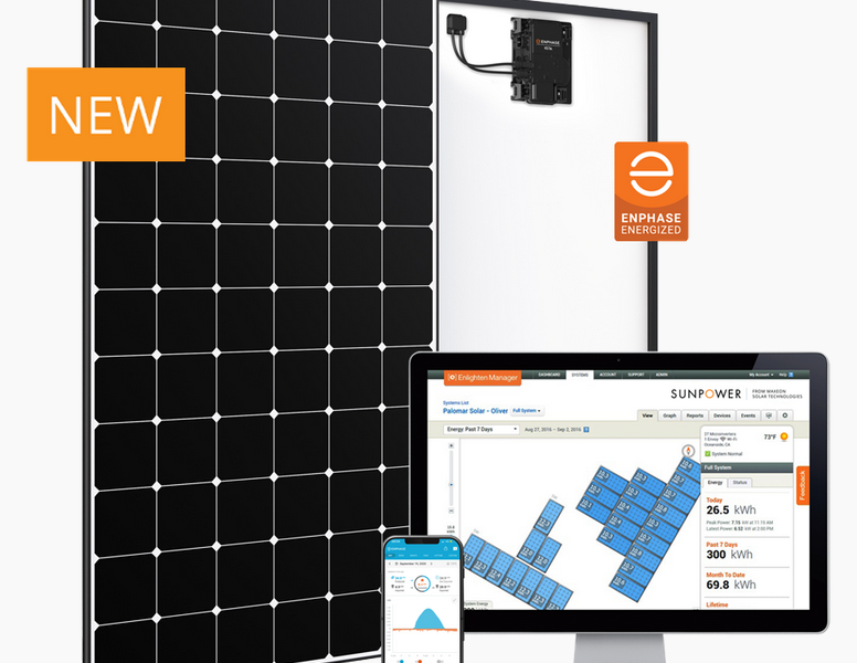 Neu: SunPower Maxeon 5 – Solar Photovoltaik Modul