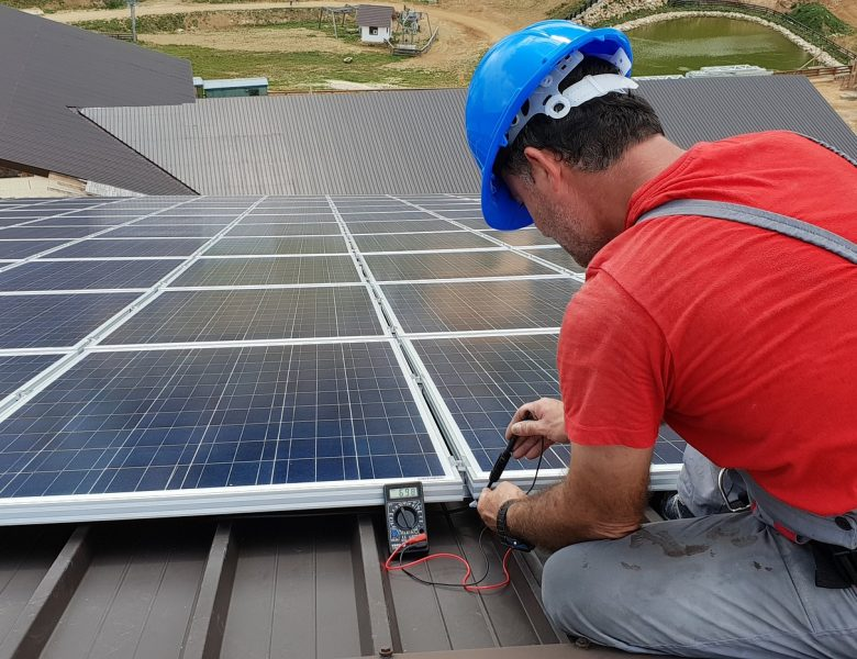 TOP KOMBINATION Wärmepumpe – Solaranlage in Nürnberg