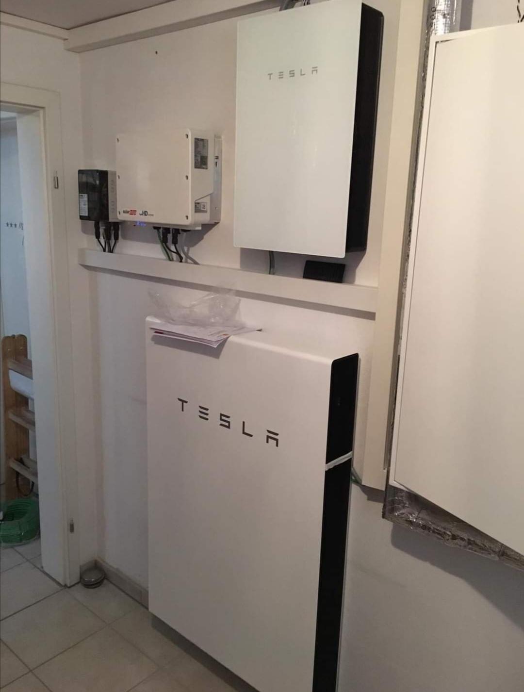 Installateur für TESLA Speicher und SunPower-Maxeon Solar