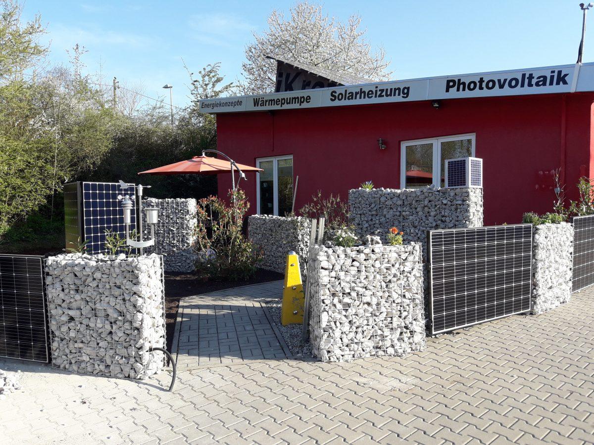Solar für den Garten