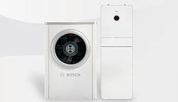 Die Bosch Wärmepumpe