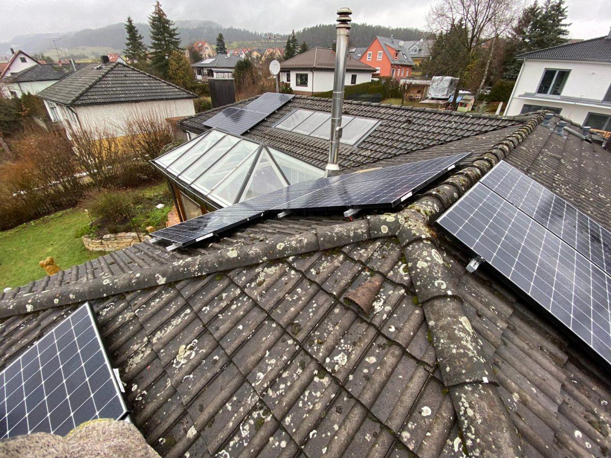 Ist mein Haus für Solar geeignet?