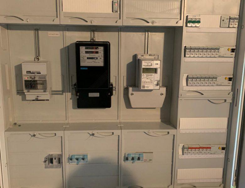 Saldierender Zähler bei Solaranlagen