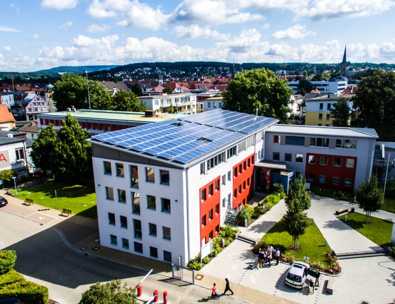 Photovoltaik für Städte, Gemeinden und Kommunen