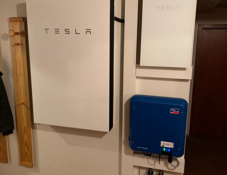 Tesla Powerwall 2.0 für Metropolregion Nürnberg