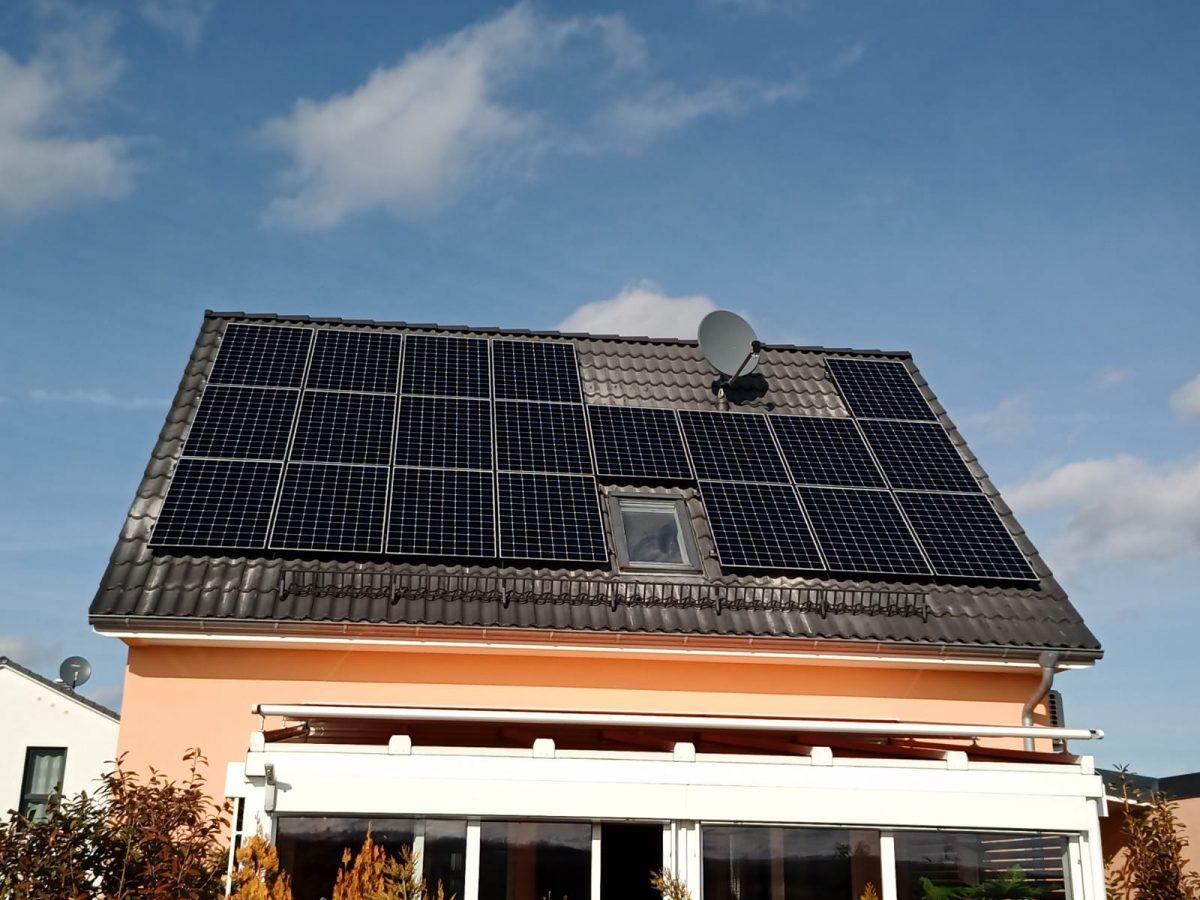 Solarstrom immer interessanter
