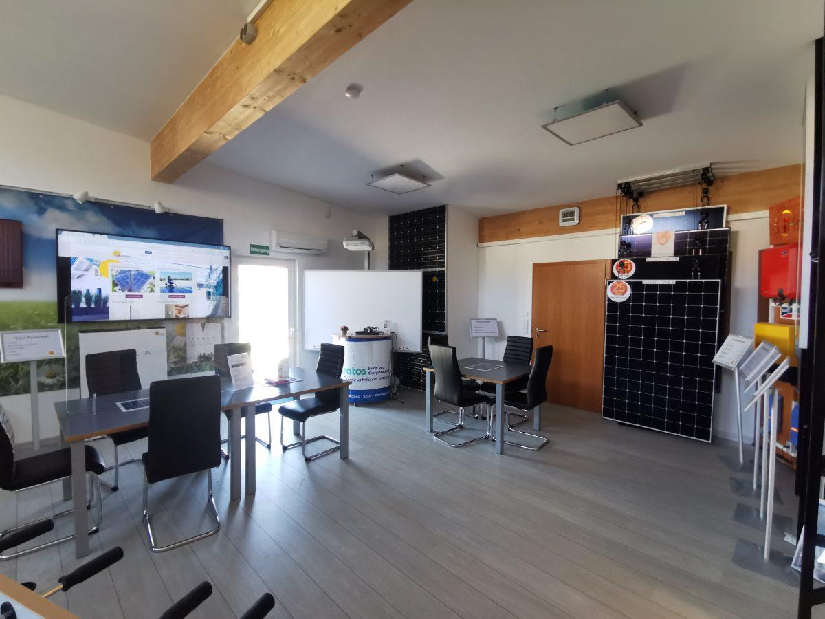 Solar und Photovoltaik – Beratung und Ausstellung