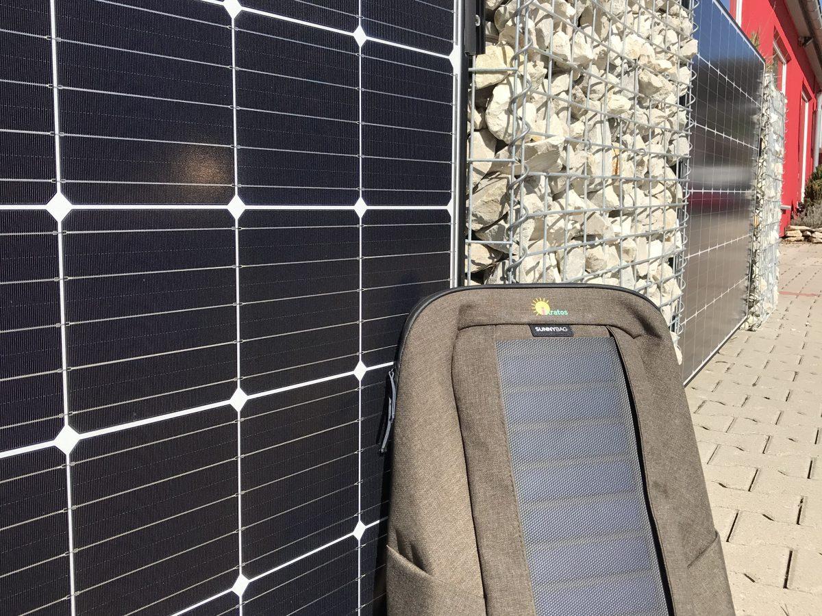 Solarenergie to go für Ihr Smartphone und Co.