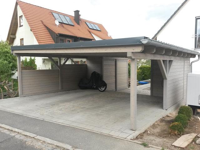 Solar Photovoltaik Carport