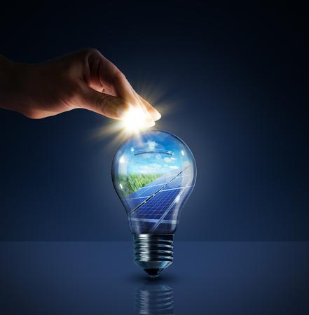 Solar und Windenergie für alle