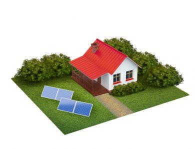 Tiny House mit Solar
