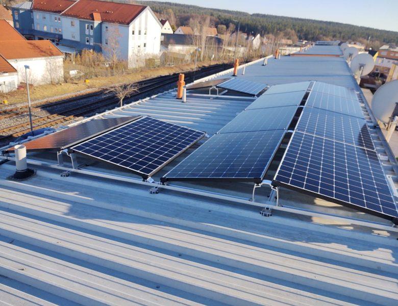 Solar: Ost-West-Ausrichtung das bessere Süd