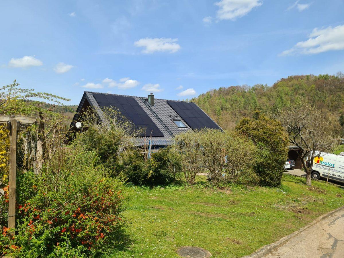 Photovoltaik Entscheidung Installateur