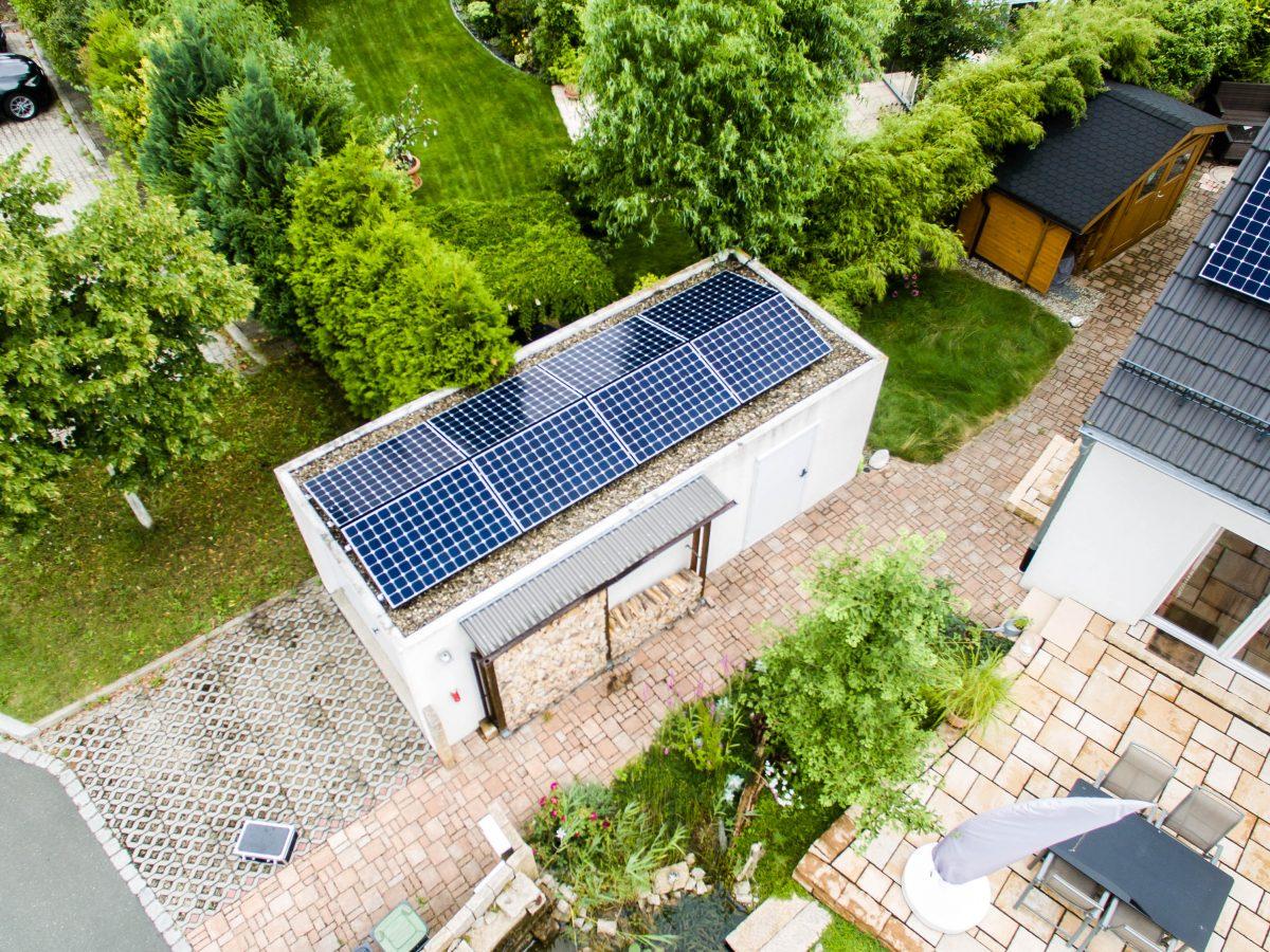 Solar Photovoltaik Montage Termin
