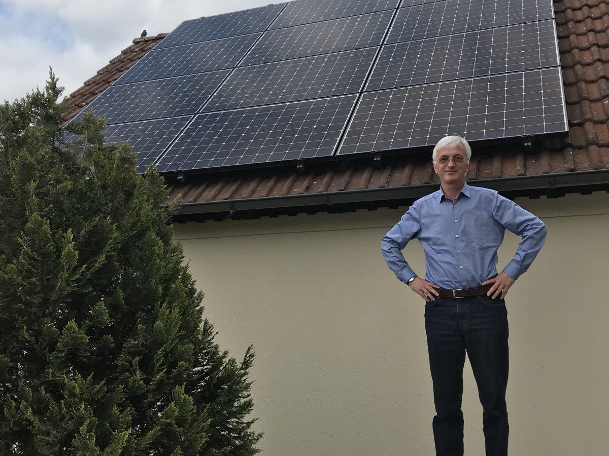 Neu: Uttenreuth bei Erlangen fördert Photovoltaikanlagen