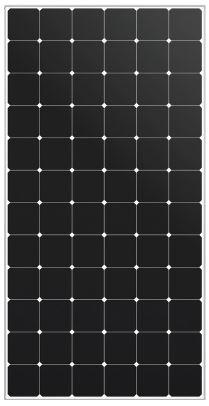 Top Industrie Solarmodul: SunPower Maxeon 5