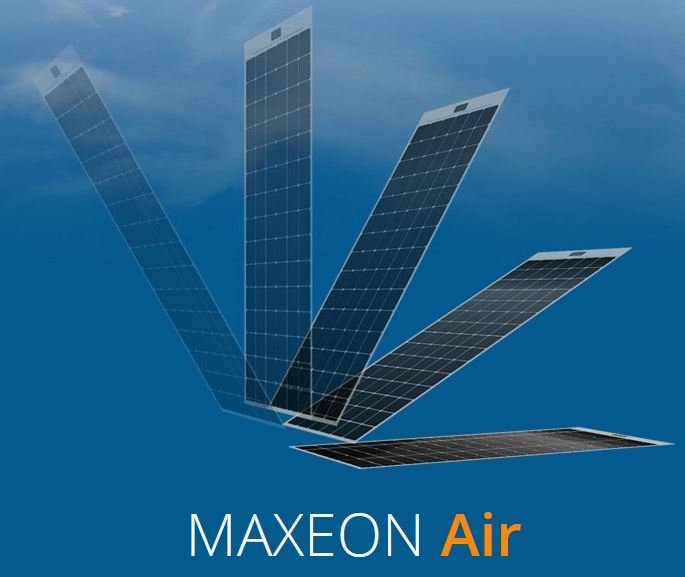 Achtung NEU SunPower Maxeon Air Module