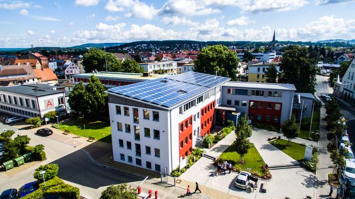 Photovoltaikanlagen für Behörden