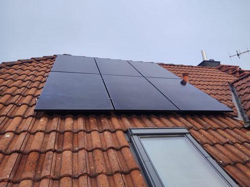 Photovoltaik für die Nordseite
